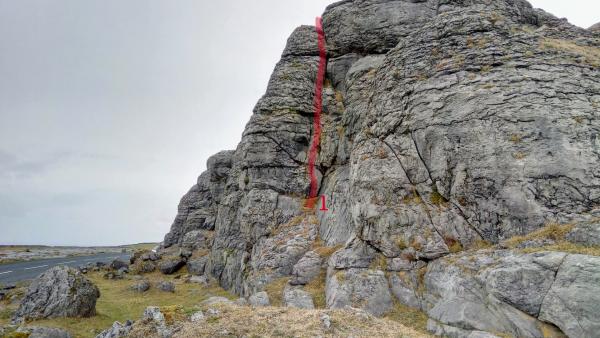 Ballyryan - Irish Climbing Online Wiki